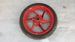 Диск переднее колесо Honda CBR 600 F2 1992