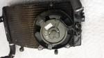 вентилятор охлаждения на радиатор Honda CBR 600 F3 1996