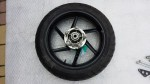 Диск заднее колесо и резина покрышка Honda CBR 600 F3 1996