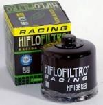 Масляный фильтр HifloFiltro HF138RC Racing Aprilia/Cagiva/Kymco/ , производитель HIFLOFILTRO (Голландия)