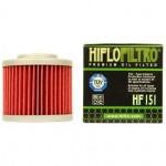 Масляный фильтр HifloFiltro HF151 Aprilia/BMW, производитель HIFLOFILTRO (Голландия)