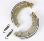 Тормозные колодки в барабанный тормоз EBC (2 шт.) Y515, Yamaha, производитель EBC (Англия)